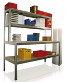 META SPEED-RACK® packing tables
